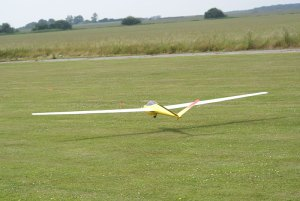 Glider-tow-take-off
