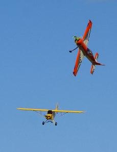 Light-aircraft-and-Aerobatic-aircraft