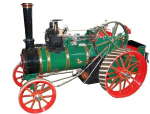 wallis1a traction engine