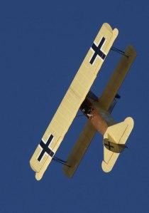WW1-Biplane