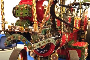 Spalding-2014---Meccano-traction-engine