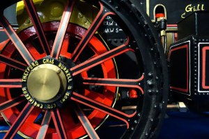 Spalding-2014---Traction-Engine-Wheel