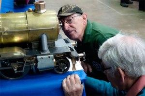 Springfield-MEH-Show-2015,-Inspecting-the-handiwork