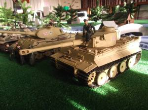 Grantham Light Armoured Division pic